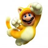 Super Mario 3D World cat