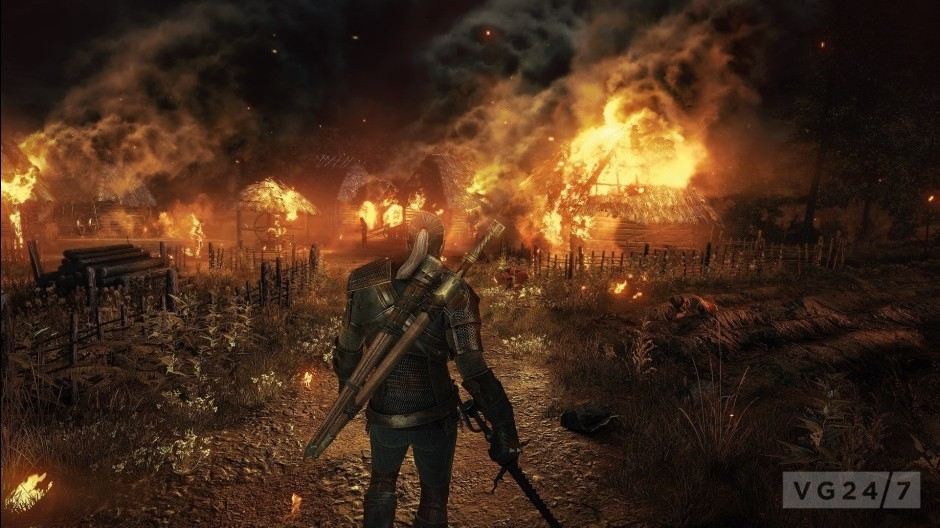 Witcher 3 modders are trying to bring graphics to their E3