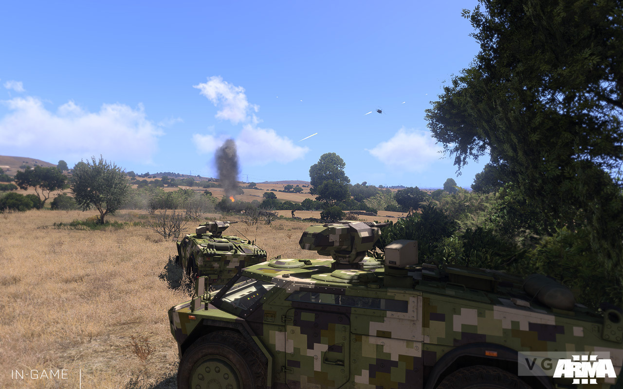 Arma 3 screenshots show content from upcoming Beta, full game - VG247