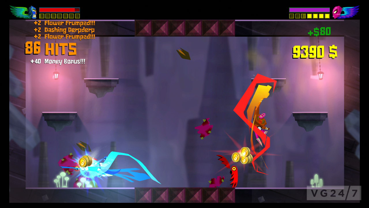 Guacamelee! costume DLC pack comes with new trophies - VG247