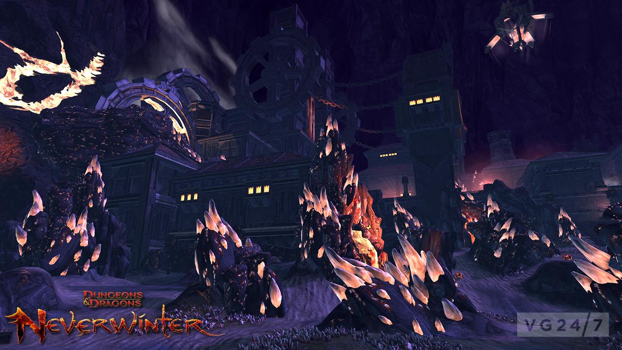 Neverwinter releasing in two weeks, screens show Gauntlgrym
