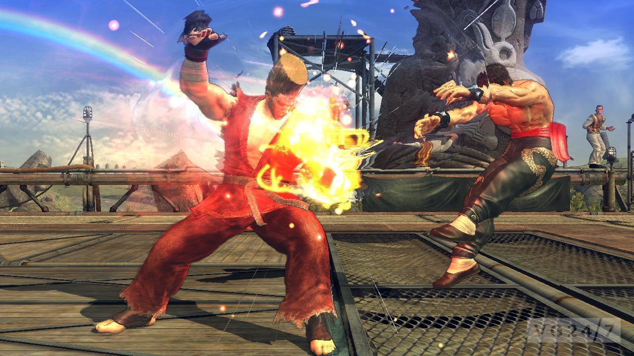 Tekken Revolution matchmaking