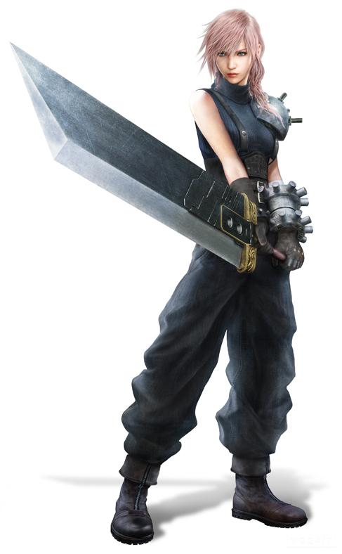 lightning returns final fantasy 13 pre orders include cloud strife