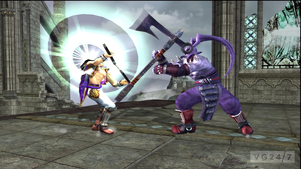 Soul Calibur 2 HD Online  (2)
