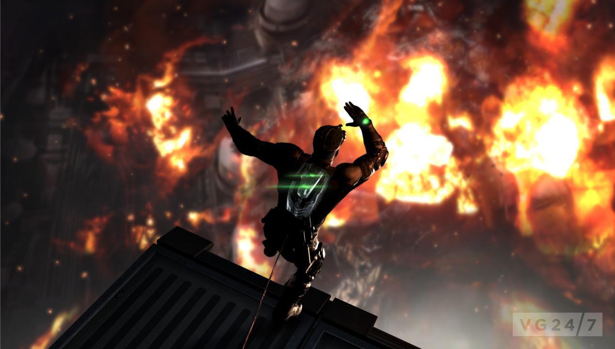 Covert Compromise: Splinter Cell Blacklist hands on - VG247