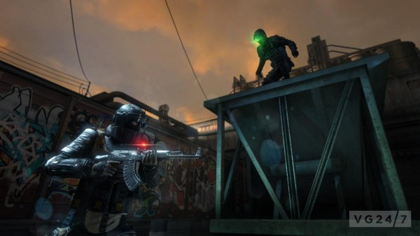 Ubisoft Doesn8217t Have A Splinter Cell Game In Production 8211 Report