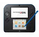 2DS blue close up