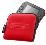 2DS red case