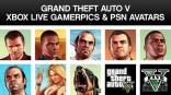 Grand Theft Auto V Xbox Live Gamerpics and PSN Avatars.png