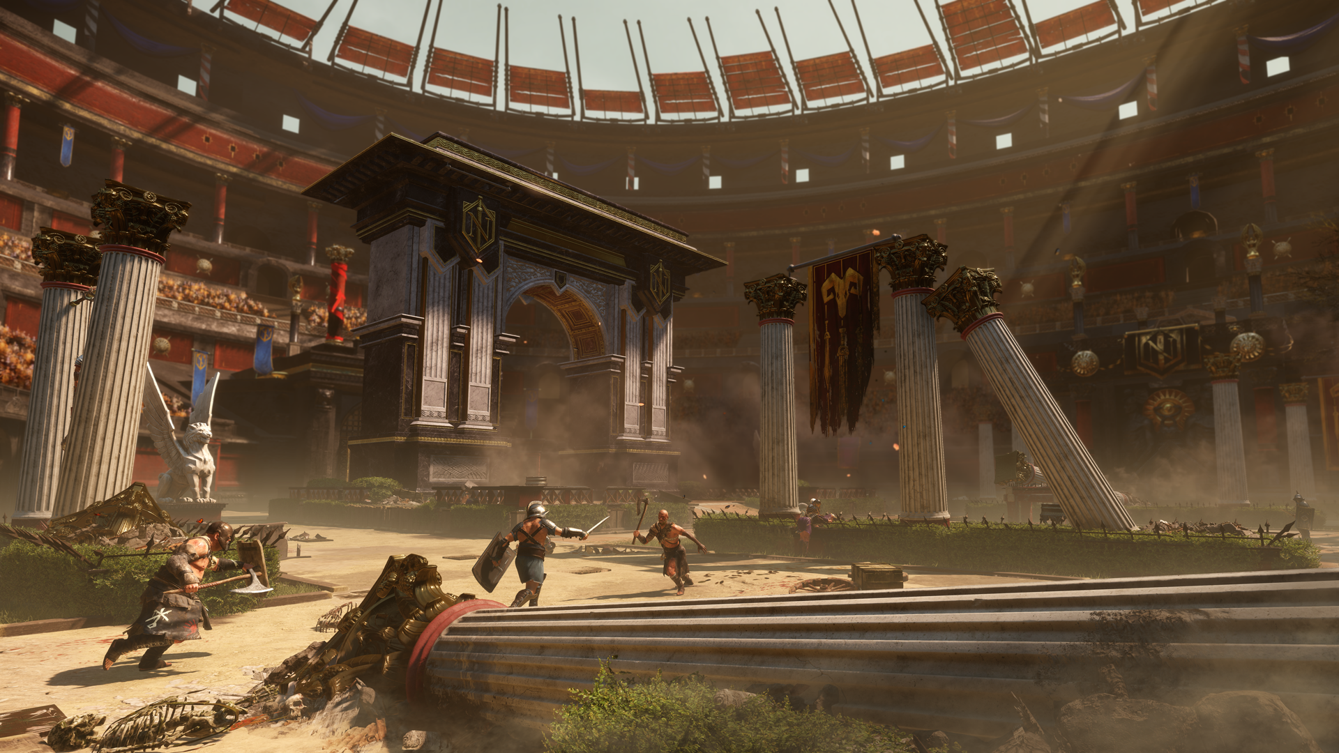 ryse son of rome xbox 360 torrent download
