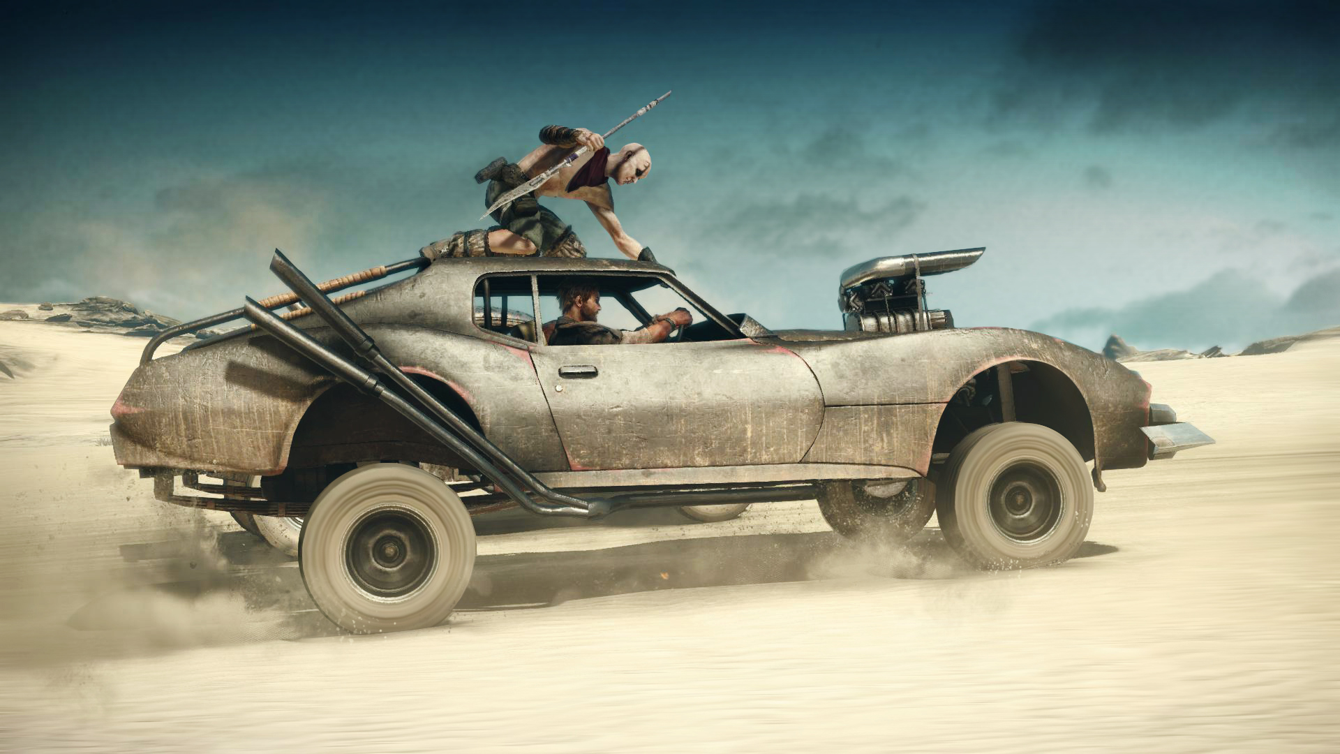 Developer: Avalanche Studios Publisher: Warner Bros. Format: PC, PS4  (reviewed), Xbox One Released: September 1, 2015. Copy purchased. Mad Max  ...