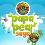 Papa Pear Saga Logo