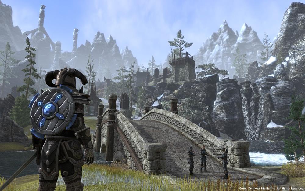 The Elder Scrolls Online Skyrim