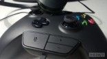 Showing how the Xbox One headset attaches to the Xbox One controller. It snaps right on