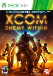 XCOM Enemy Within box 360