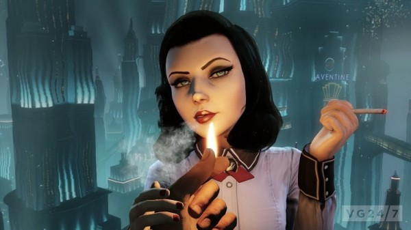 What is Ken Levine's next game after Bioshock?