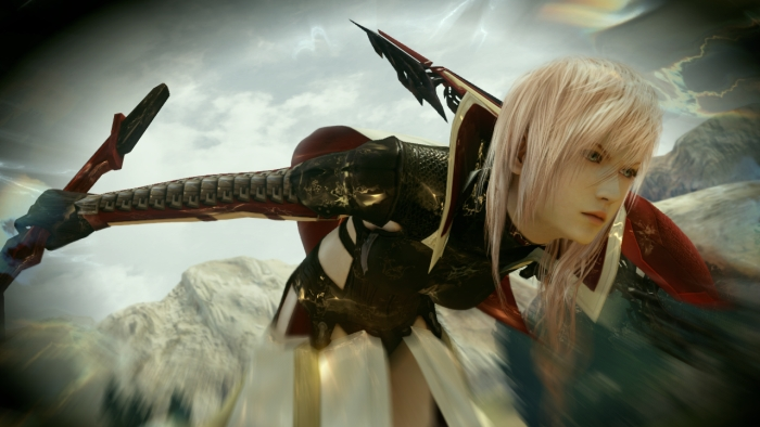 Lightning Returns: Final Fantasy 13 - extended look at Cloud outfit