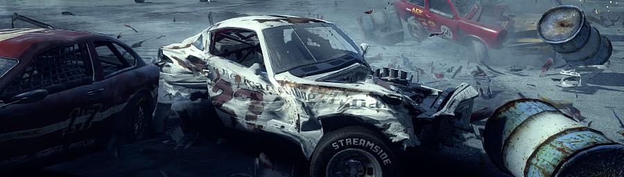next car game header