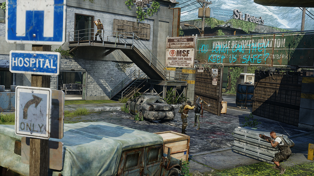 The Last Of Us DLC Detailed Season Pass Announced The Last Of Us - The last of us multiplayer maps