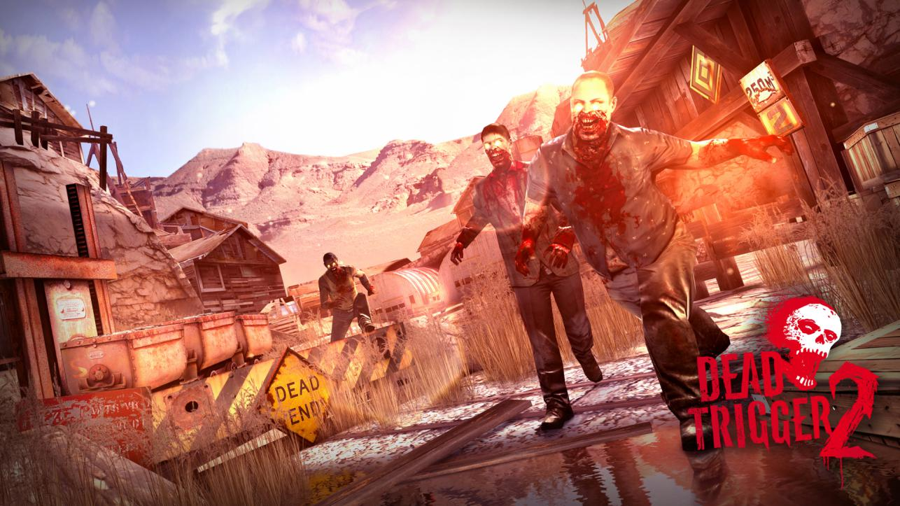 Dead Trigger 2 Release Date To Be Revealed At Tgs Next Week Game
