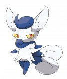 Meowstic Female Version Official Art_300dpi