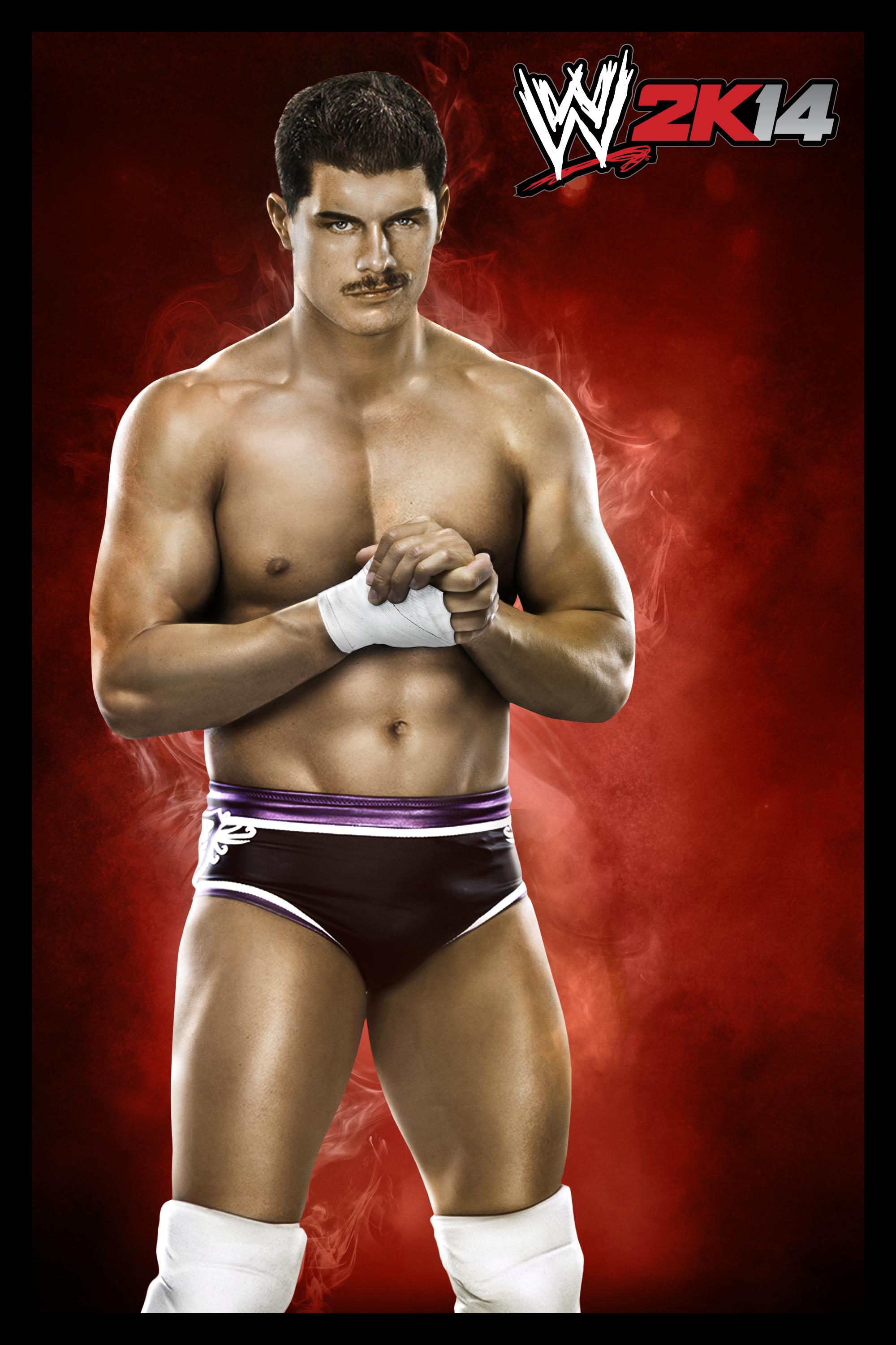 WWE 2K14's full character roster revealed, get the list & pics here - VG247