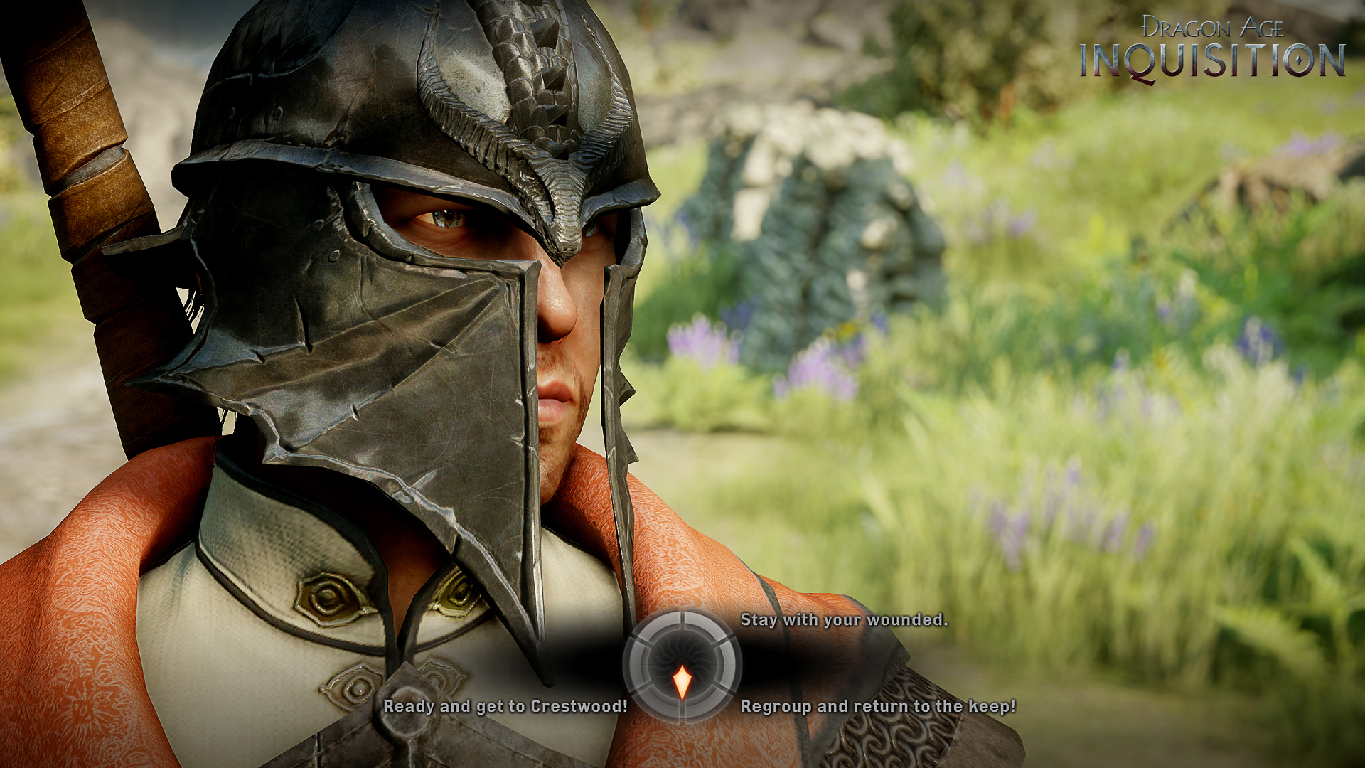 Dragon Age: Inquisition has playable Qunari, tactical view