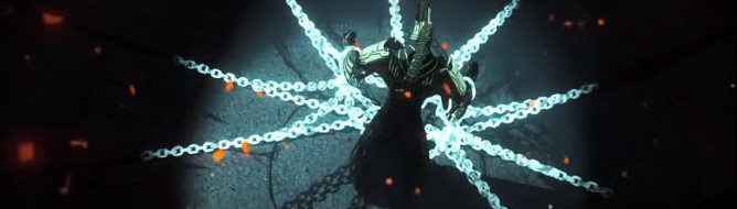 Infinity Blade 3 opening cinematic shows battles, recaps