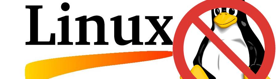 no linux