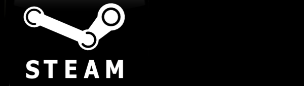 steam logo left
