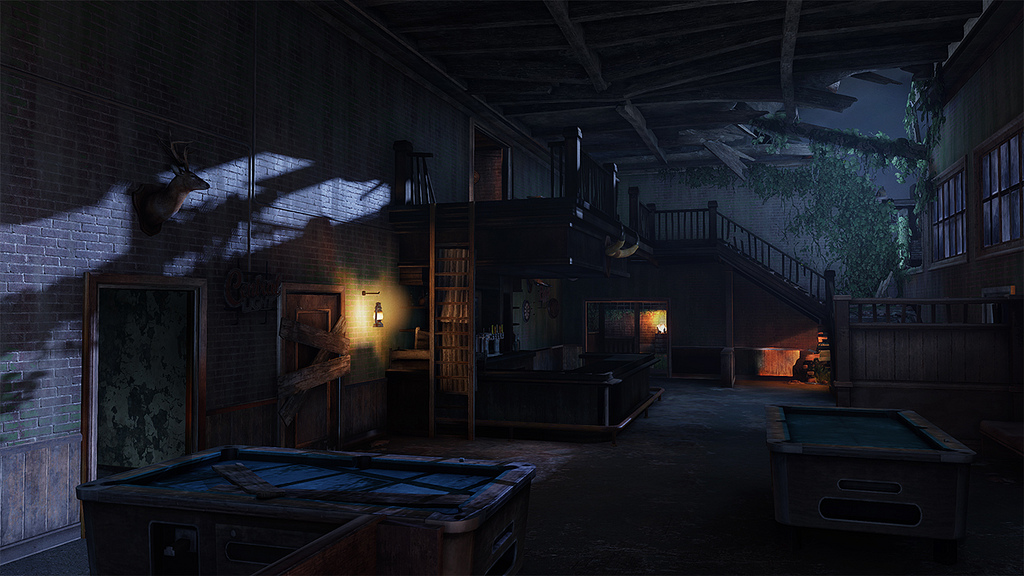 The Last Of Us Abandoned Territories Map Pack And Patch - The last of us abandoned territories map pack