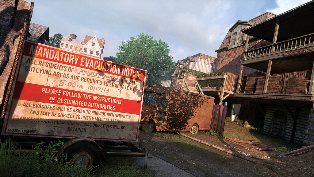The Last Of Us Abandoned Territories Map Pack And Patch - The last of us minecraft map