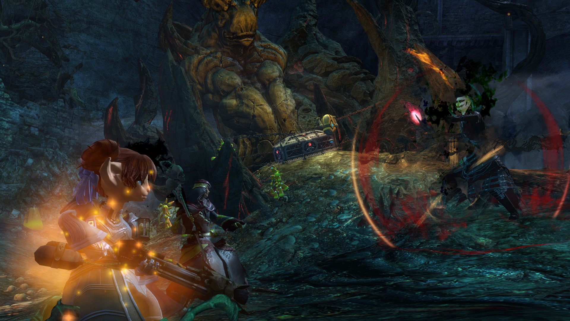 Check out the video and screenshots below. & Guild Wars 2 Blood and Madness Halloween update drops today new ...