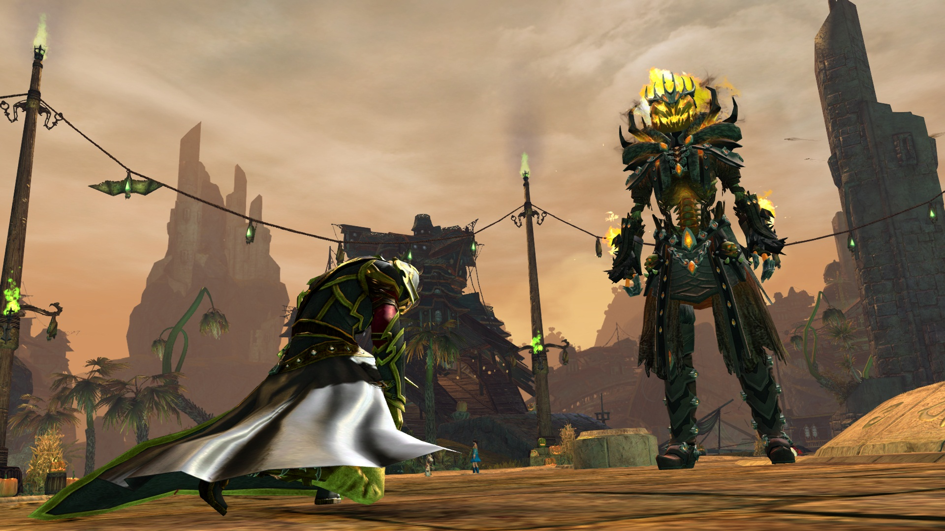 Guild Wars 2\u0027s next update will be the Halloween-themed Blood and Madness - VG247 : halloween doors gw2 - pezcame.com