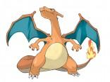 Pokemon Charizard_Official_Art_300dpi
