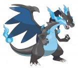 Pokemon Mega_Charizard_X_Official_Art_300dpi