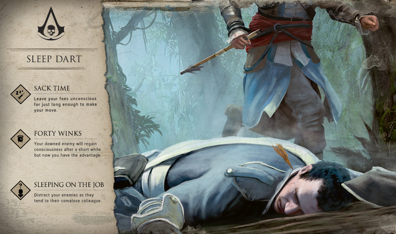 Image result for assassin's creed unconscious