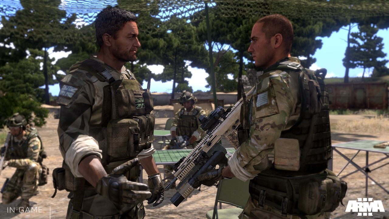 Arma 3's Survive campaign episode given a release date, will be free