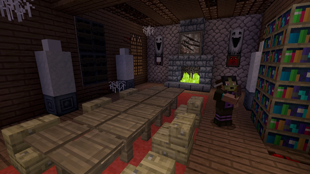 Minecraft: Xbox 360 Edition gets free Halloween-themed texture pack