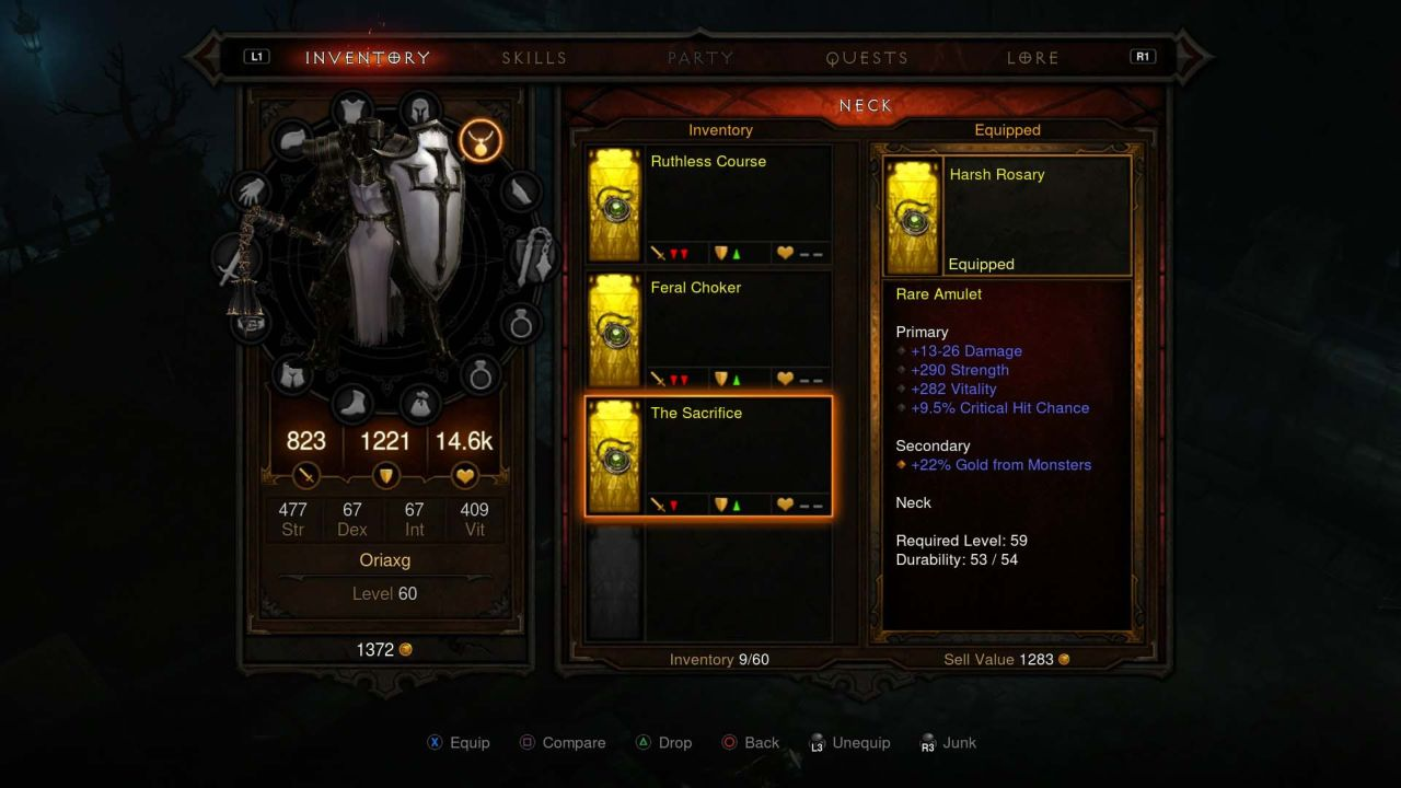 Diablo 3: Ultimate Evil Edition for PS4 includes Reaper of