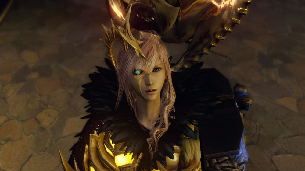 Lightning Returns Final Fantasy 13 demo out in Japan contents u0026 new costume DLC detailed  sc 1 st  VG247.com & Lightning Returns: Final Fantasy 13 demo out in Japan contents ...