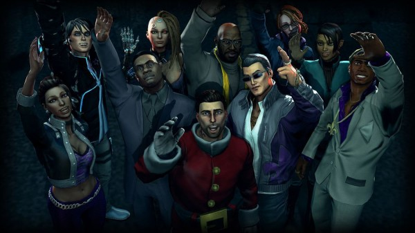 Get Saints Row 2 for free right now