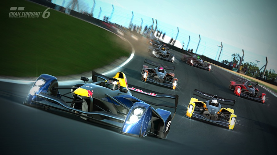 Gran Turismo 7 Is Coming To Ps4 In 2015 Or 2016 Vg247