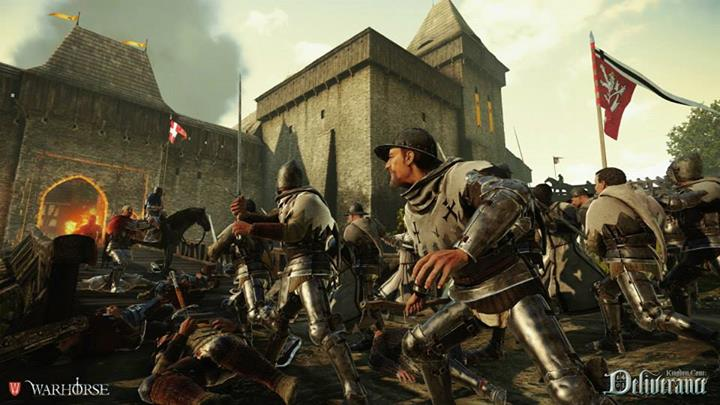 Kingdom Come Deliverance console commands - item and money cheat