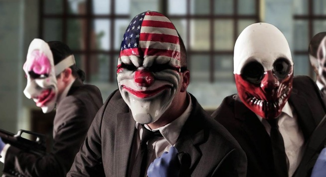 PayDay2_masks