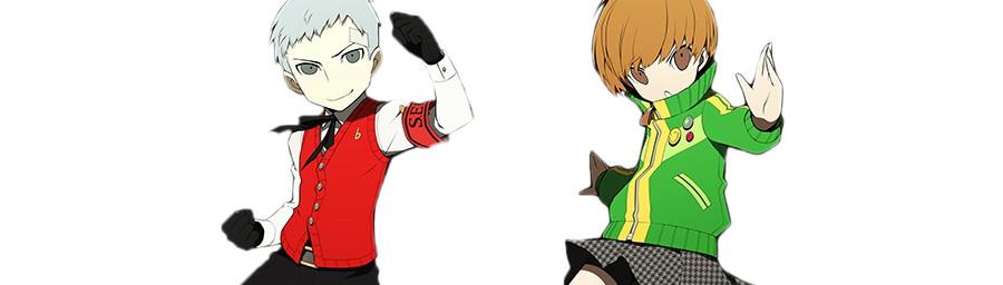Persona Q Shadow of the Akihiko Persona
