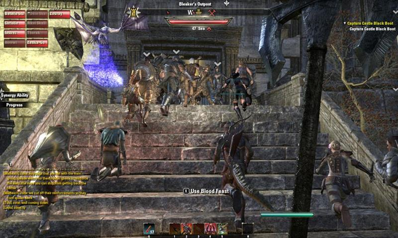 TESO_Charge