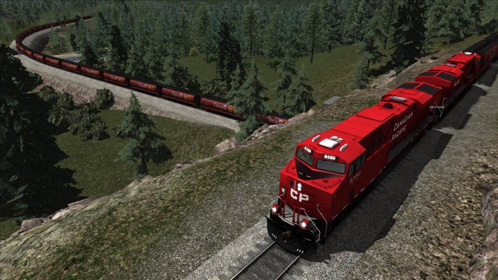 Train Simulator 2014 DLC adds Devon Coast & Canadian routes