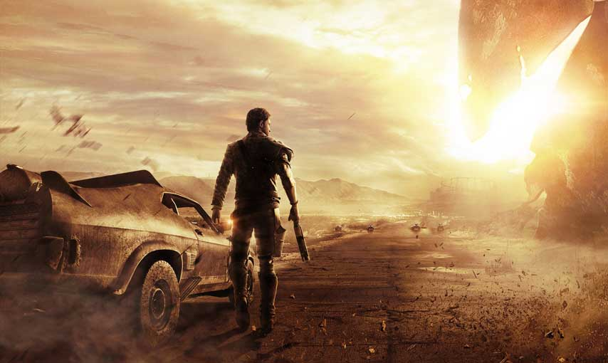 Heres 70 Minutes Worth Of Mad Max Gameplay Footage