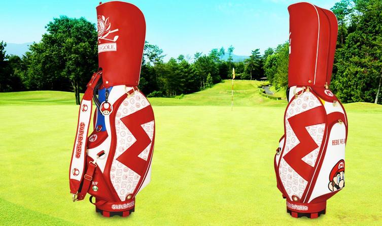 mario golf bags